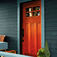 Buffelen Woodworking - Exterior Doors