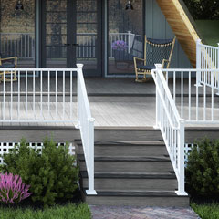Deckorators - Secondary Handrail
