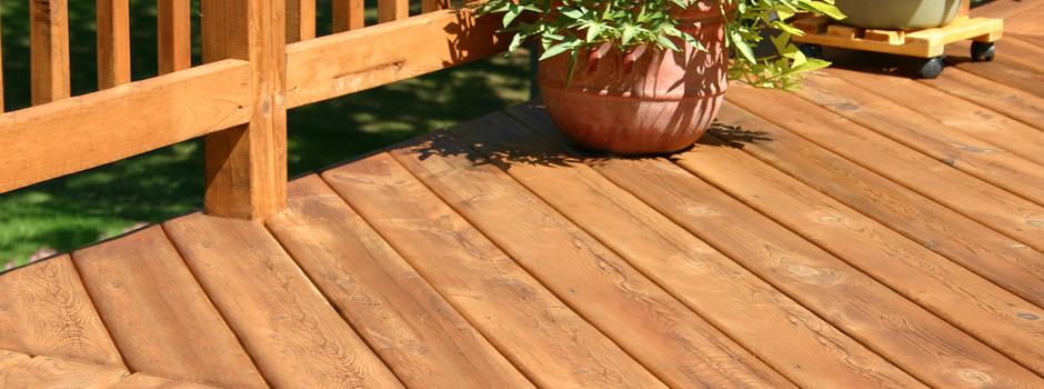 Decks and Decking – Parr Lumber